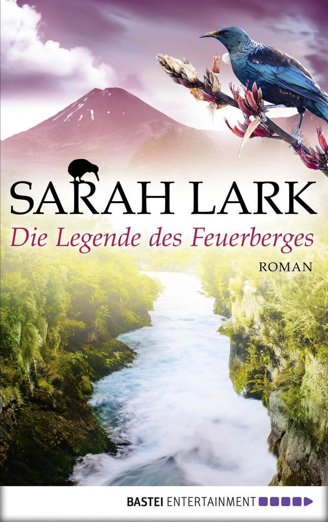 Die Legende des Feuerberges als eBook