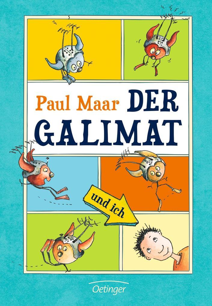 Der Galimat und ich als Buch (gebunden)