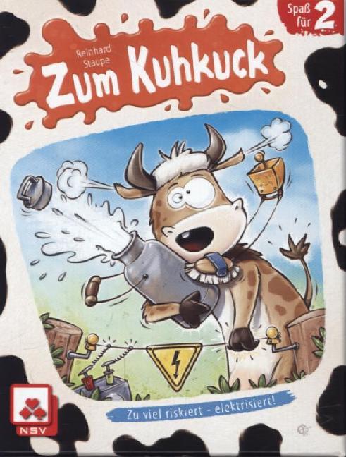 Nürnberger Spielkarten - Zum Kuhkuck