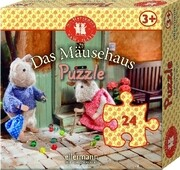 Das Mäusehaus-Puzzle, Beim Spielen auf der Straße (Kinderpuzzle)