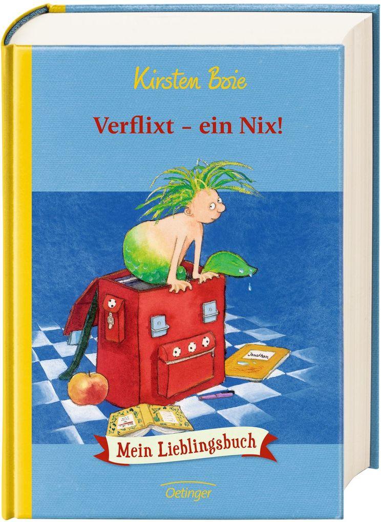 Verflixt - ein Nix! als Buch von Kirsten Boie