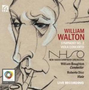 Sinfonie 2/Bratschenkonzert als CD
