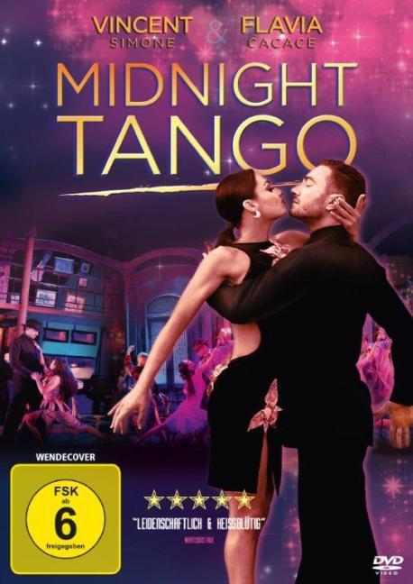 Midnight Tango als DVD
