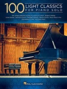 100 Light Classics for Piano Solo als eBook Dow...