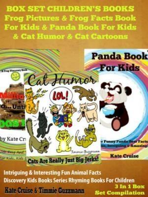 Pandas & Frogs: Intriguing Pictures & Facts On Animals In Nature als eBook epub