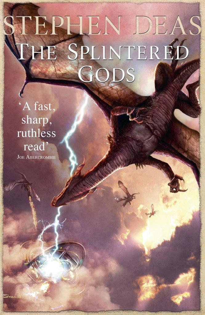 The Splintered Gods als Taschenbuch