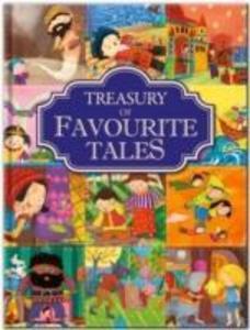 Treasury of Favourite Tales, A als Buch (gebunden)
