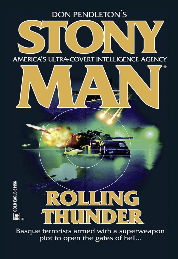 Rolling Thunder als eBook epub