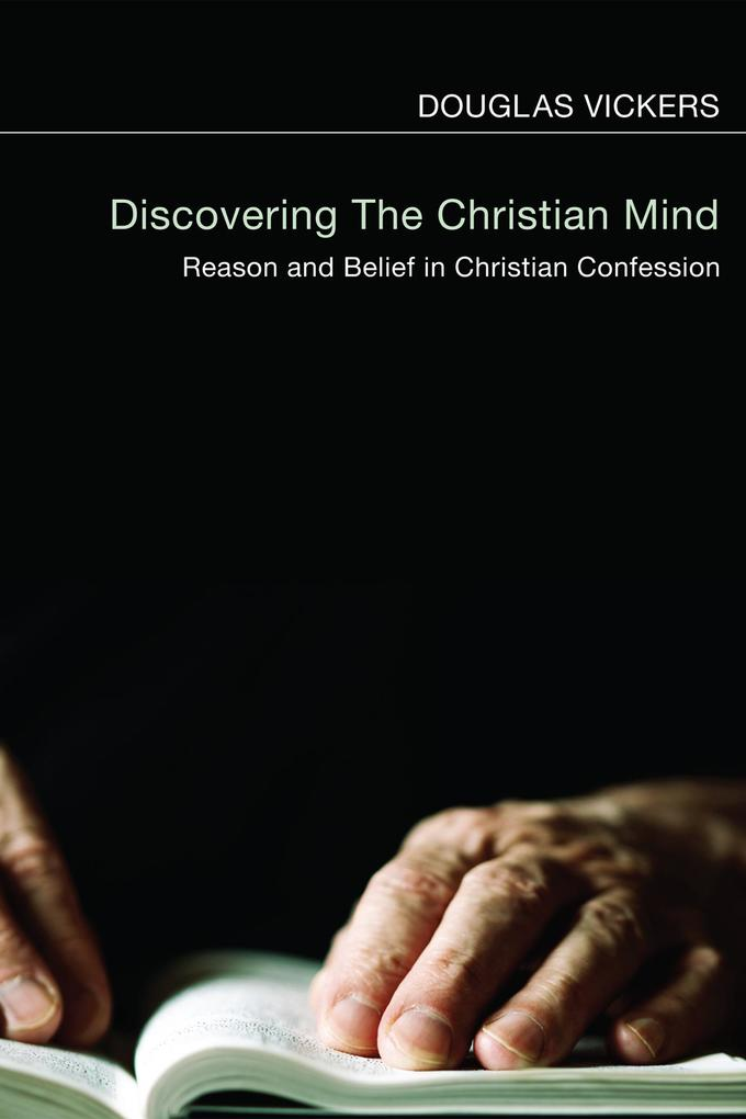 Discovering the Christian Mind als eBook epub