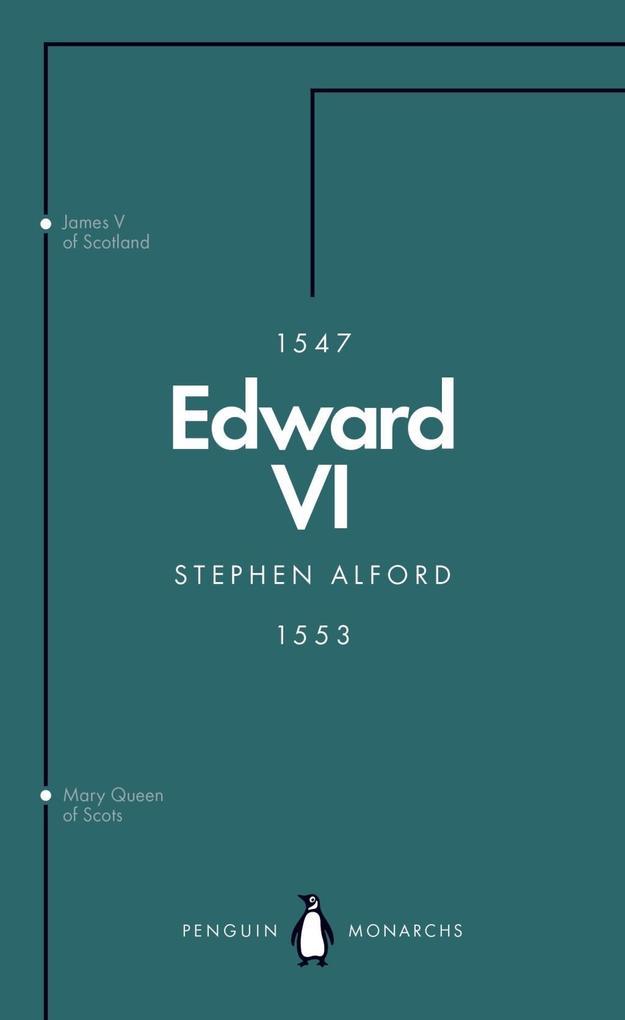 Edward VI (Penguin Monarchs) als eBook epub
