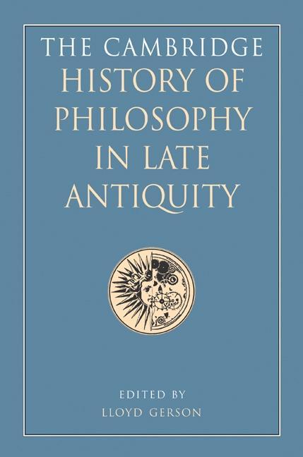 Cambridge History of Philosophy in Late Antiquity als eBook epub