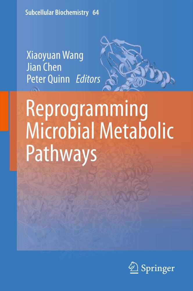 Reprogramming Microbial Metabolic Pathways als Buch (gebunden)