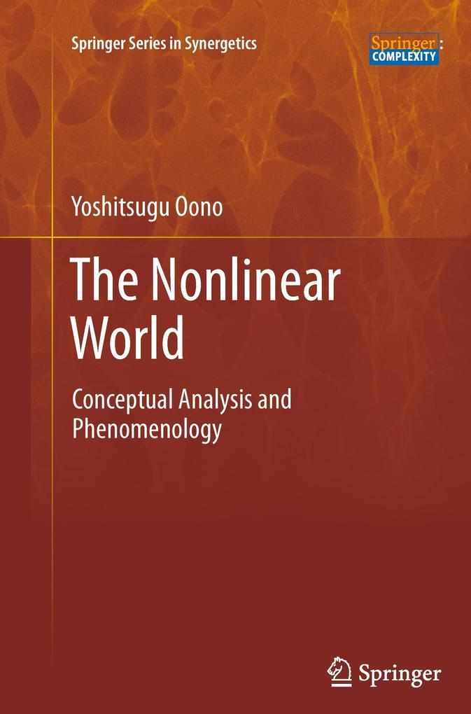 The Nonlinear World als Buch (gebunden)