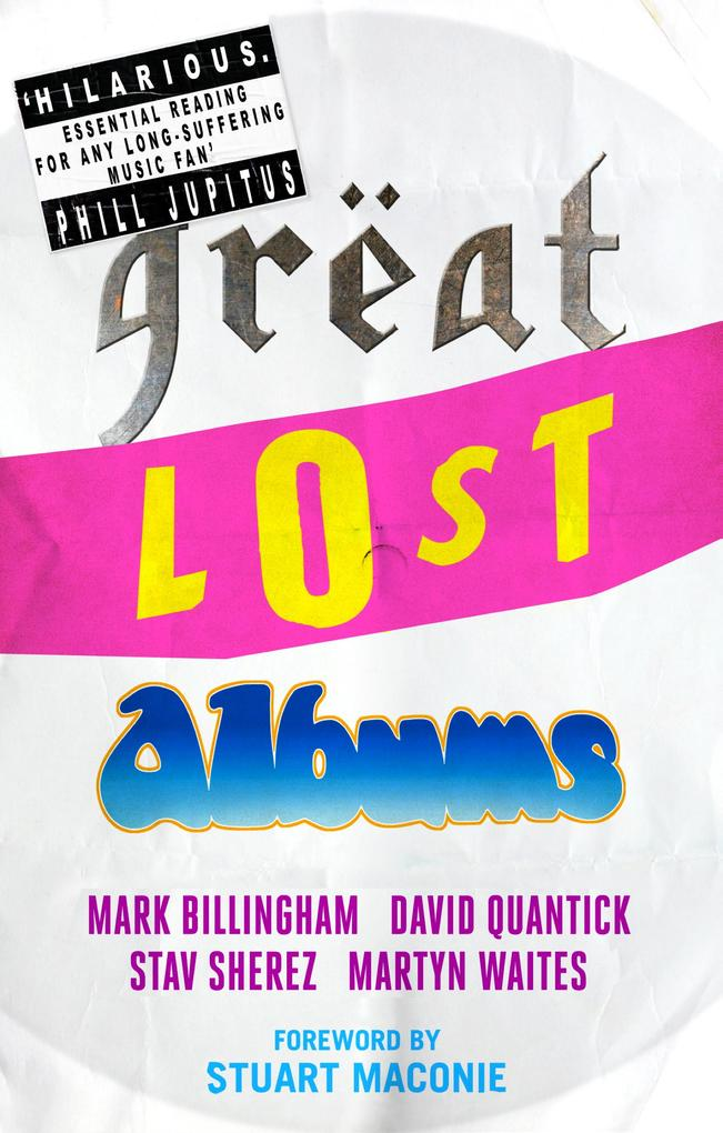 Great Lost Albums als eBook epub