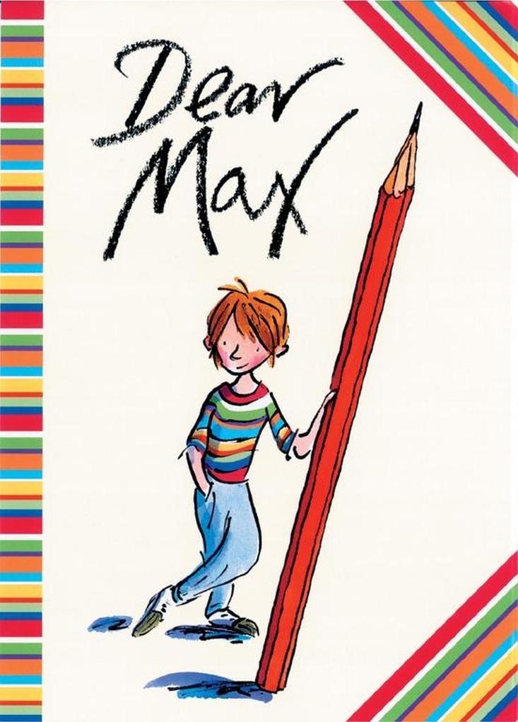 Dear Max als eBook epub