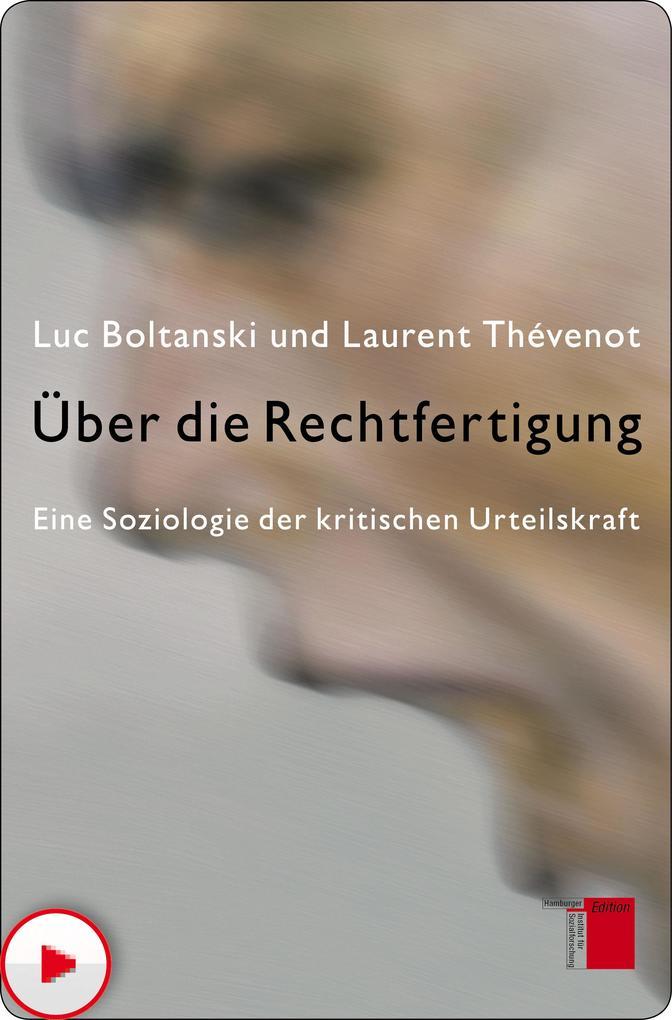 Über die Rechtfertigung als eBook pdf