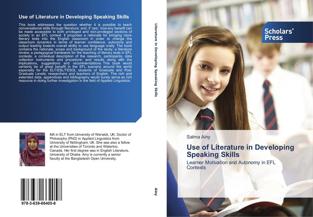 Use of Literature in Developing Speaking Skills...
