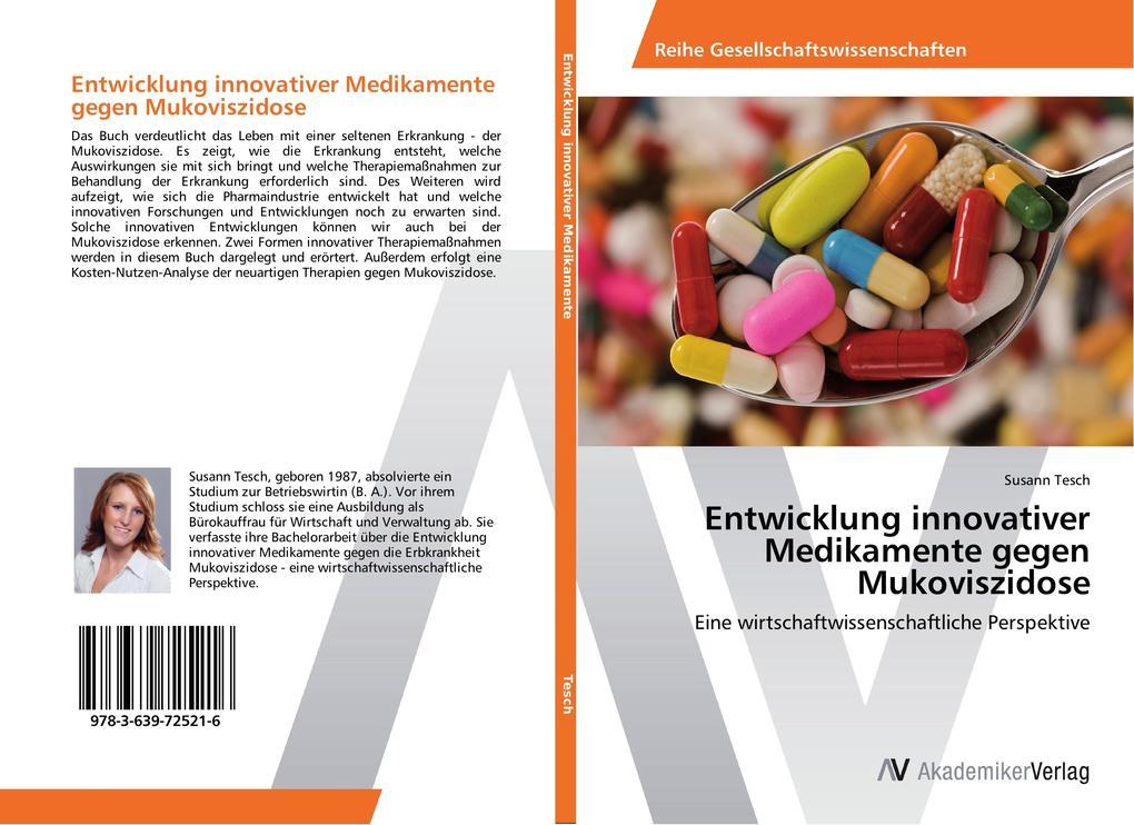 Entwicklung innovativer Medikamente gegen Mukov...