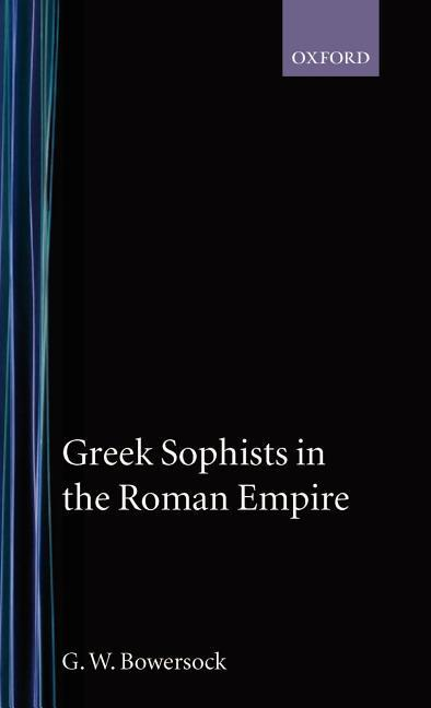 Greek Sophists in the Roman Empire als Buch