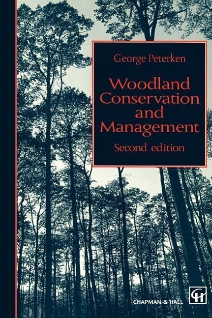 Woodland Conservation and Management als Buch