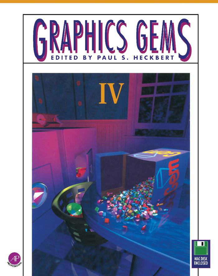 Graphics Gems als eBook Download von