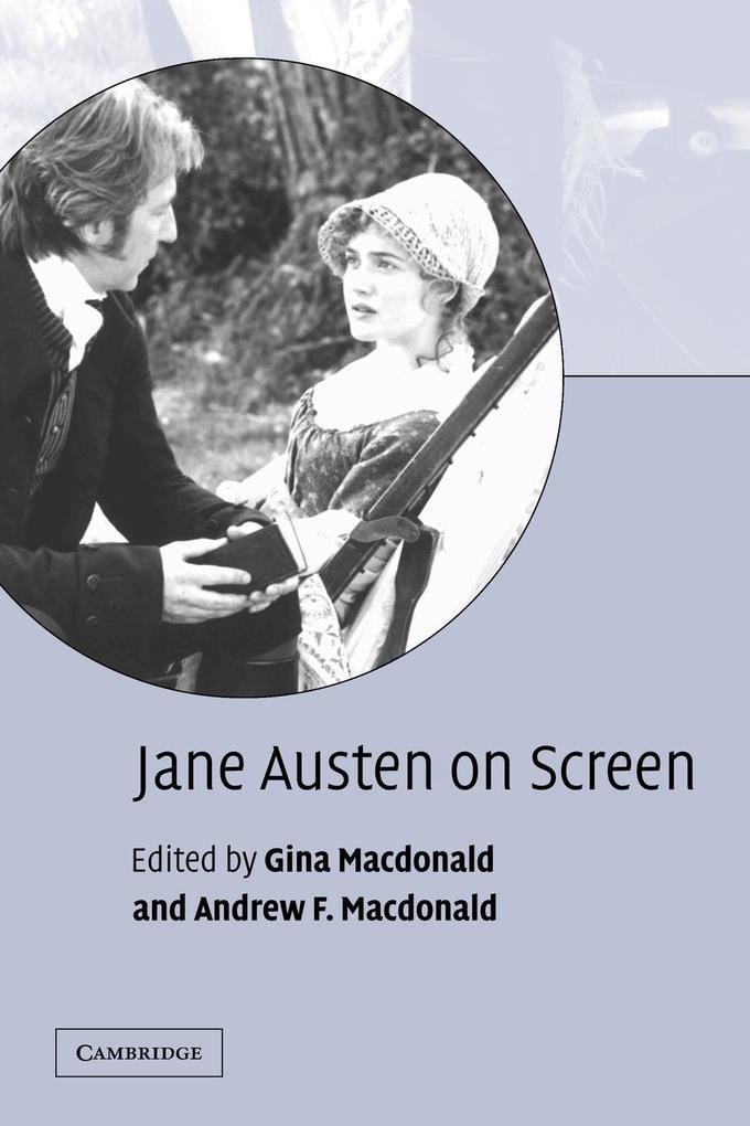 Jane Austen on Screen als Buch