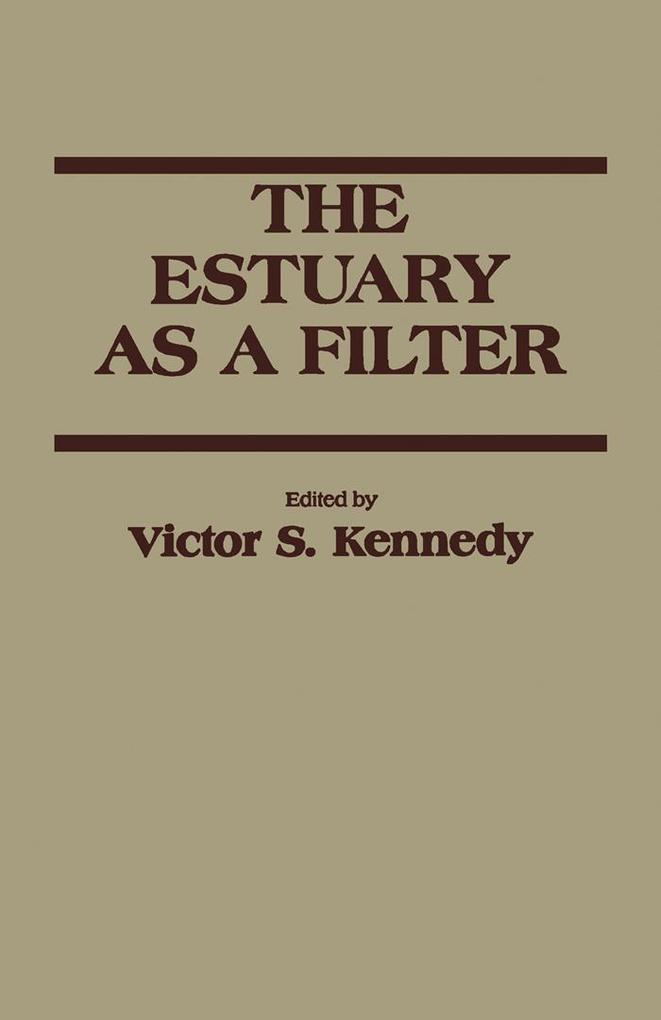 Estuary as a Filter als eBook Download von