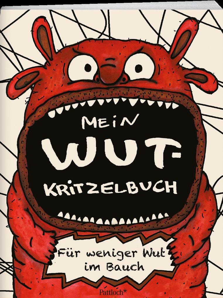 Mein Wut-Kritzelbuch als Buch