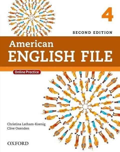 American English File 4: Student Book with Onli...