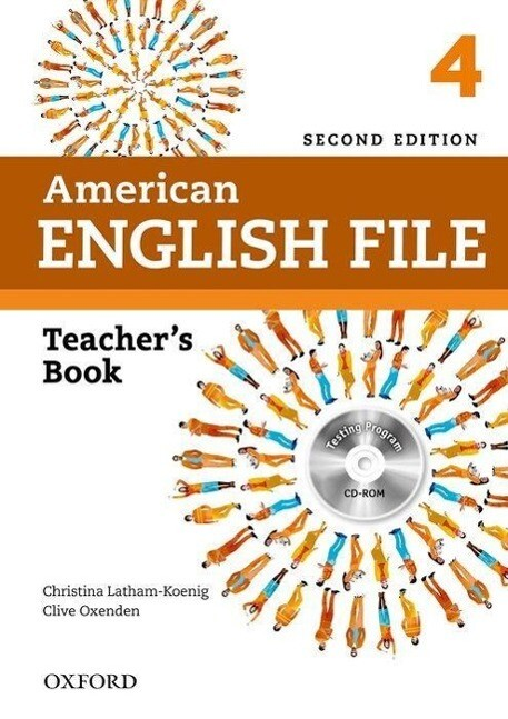 American English File 4: Teacher´s Book with Te...