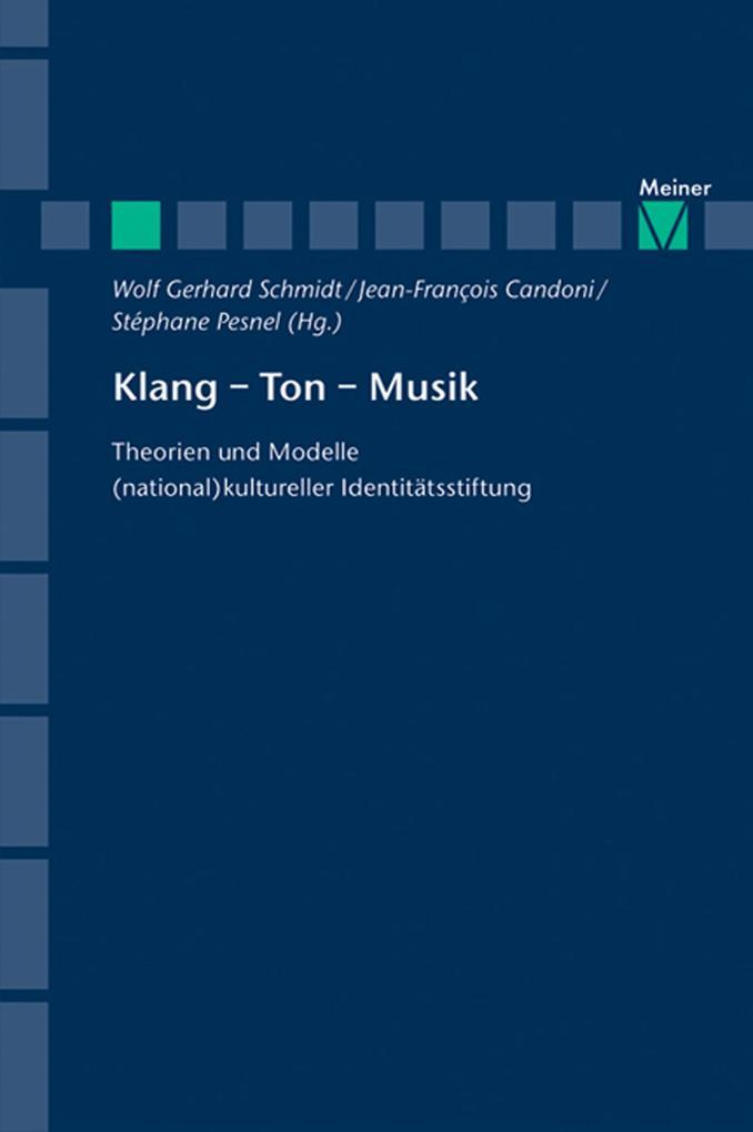 Klang - Ton - Musik als eBook Download von