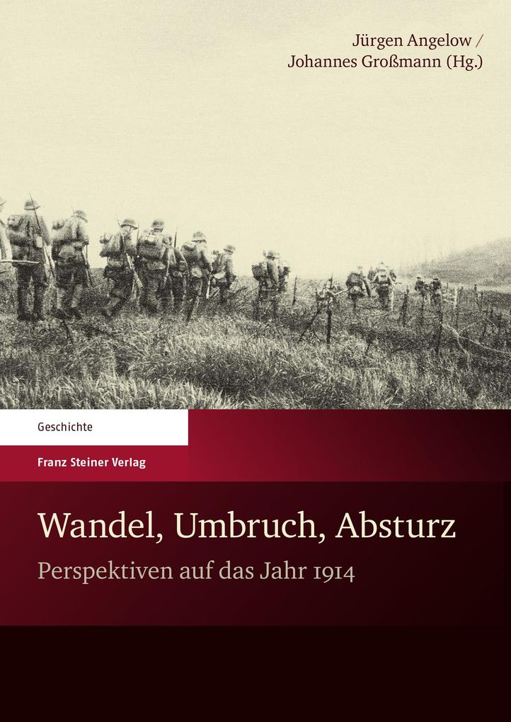 Wandel, Umbruch, Absturz als eBook Download von