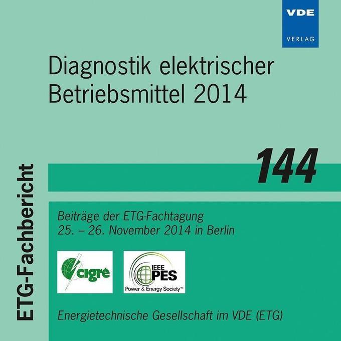 ETG-Fb. 144: Diagnostik elektrischer Betriebsmi...