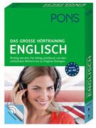 PONS Das große Hörtraining Englisch
