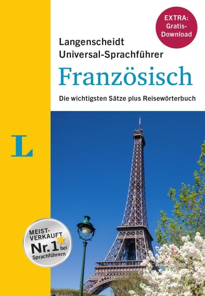 Langenscheidt Universal-Sprachführer Französisc...