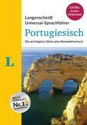 """Langenscheidt Universal-Sprachführer Portugiesisch - Buch inklusive E-Book zum Thema """"Essen & Trinken"""""""