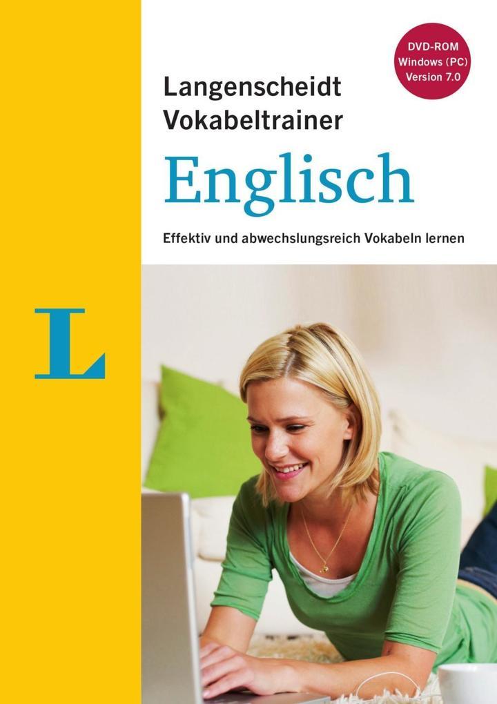 Langenscheidt Vokabeltrainer 7.0 Englisch als Software
