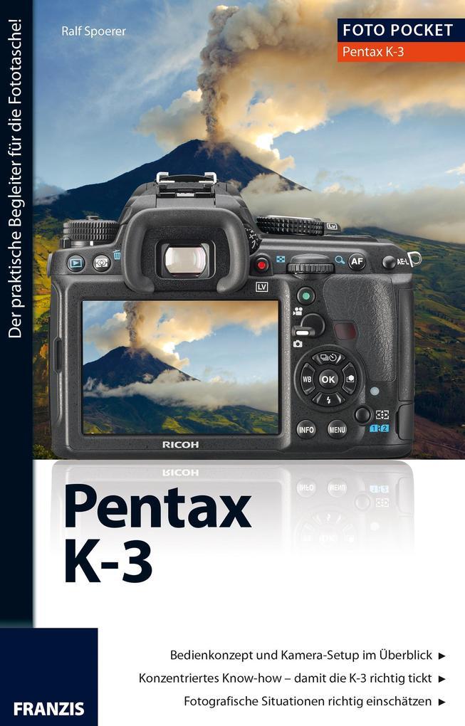 Foto Pocket Pentax K-3 als eBook Download von R...