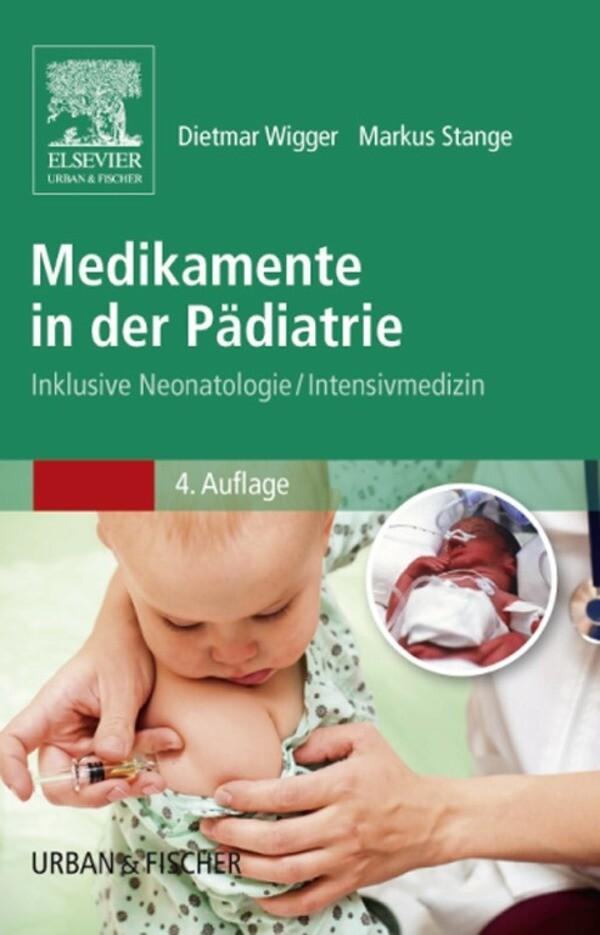 Medikamente in der Pädiatrie als eBook Download...