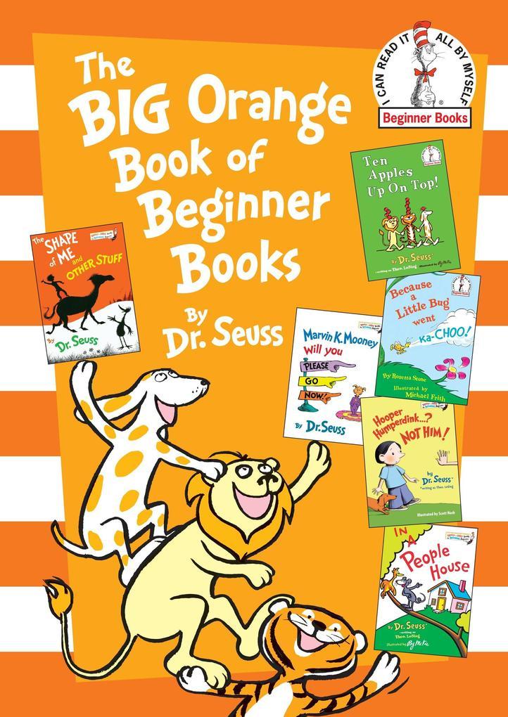 The Big Orange Book of Beginner Books als Buch ...