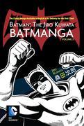 Batman: The Jiro Kuwata Batmanga Volume 2 TP