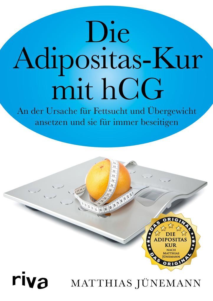 Die Adipositas-Kur mit HCG als eBook