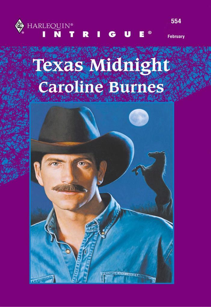 Texas Midnight (Mills & Boon Intrigue) als eBoo...