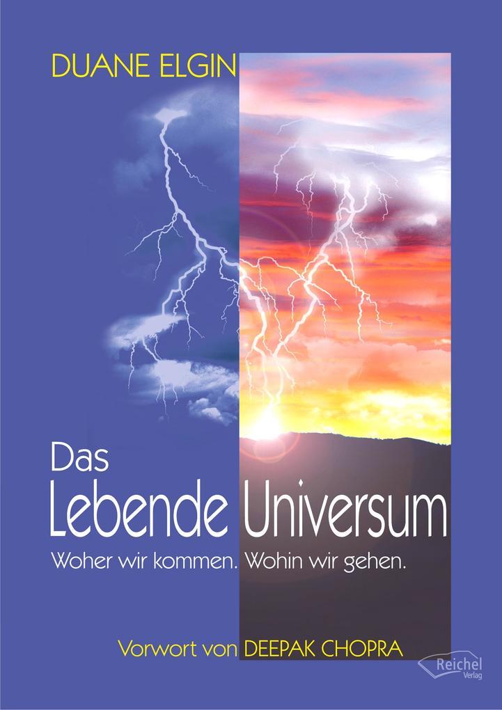 Das Lebende Universum als eBook