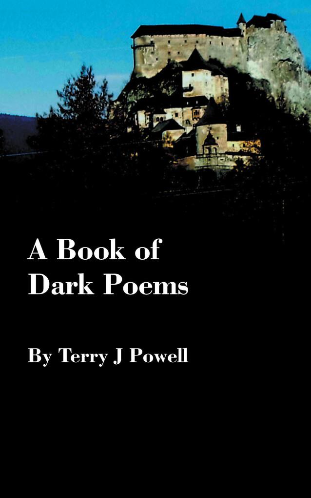 A Book of Dark Poems als eBook Download von Ter...