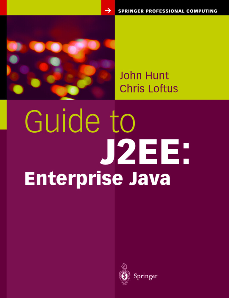 Guide to J2ee: Enterprise Java als Buch