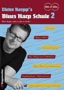 Kropp's Blues Harp Schule Bd. 2 (2CD) FSC Mix, SGSCH-COC-050055