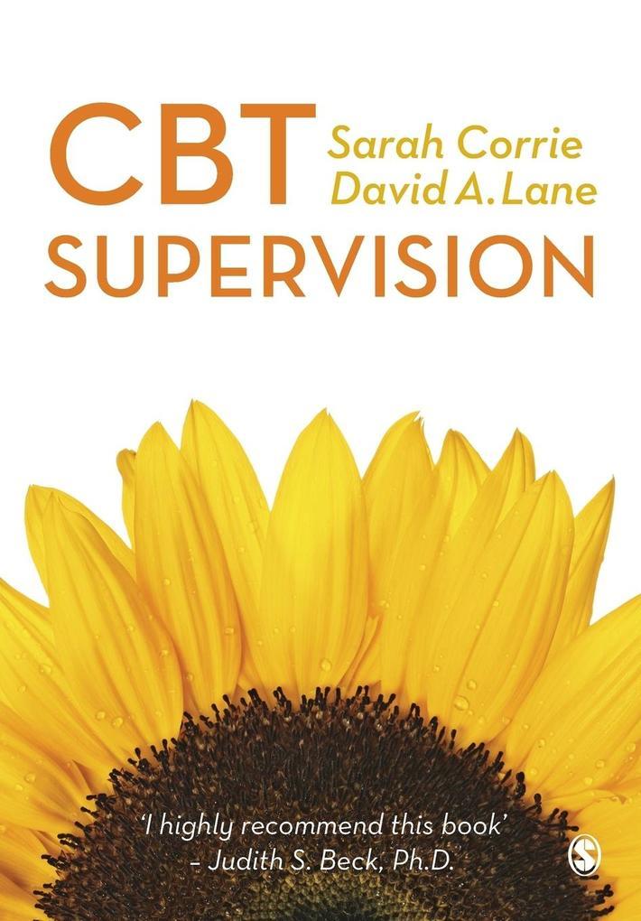 CBT Supervision als Buch von Sarah Corrie, Davi...