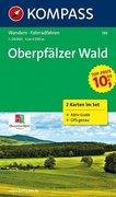 Oberpfälzer Wald 1 : 50 000