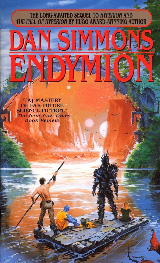 Endymion. The Hyperion Cantos als Taschenbuch